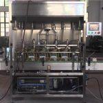 Máquina automática de llenado de botellas de aceite de pistón 1-5L