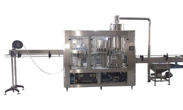 Máquina de llenado de botellas de bricolaje