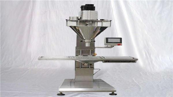 Máquina de llenado manual de polvo