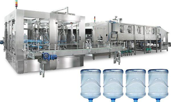 Máquina de llenado de botellas de 5 galones