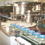 Línea de llenado de miel de 50-500 ml, máquina envasadora de miel, máquina envasadora de tarros de miel