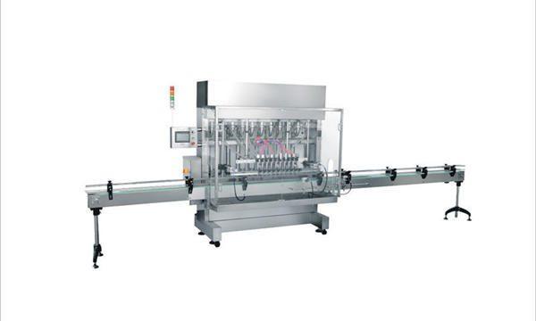 Máquina de llenado automática de jabón líquido de fabricante profesional