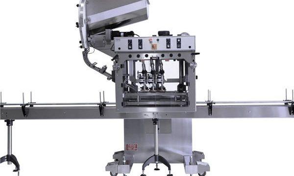 Fabricante automático de la máquina para taponar botellas