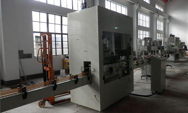 Relleno automático de blanqueador en China
