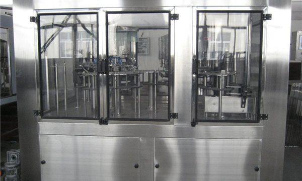 Máquina de llenado neumática Pequeña máquina de llenado de líquidos, precio semi automático de la máquina de llenado