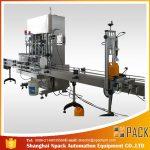 Máquina automática de llenado de líquidos limpiador de joyas
