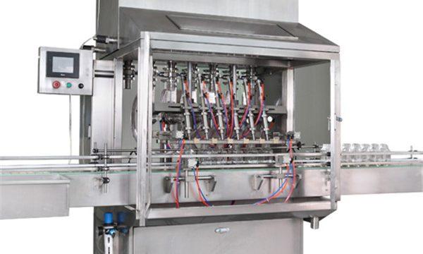 Línea de producción de llenado de aceite de motor de coche propio de Sina Ekato, máquina de llenado de aceite