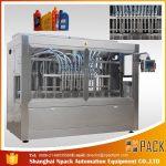 Máquina automática de llenado de botellas de embotellado de perfumes cosméticos