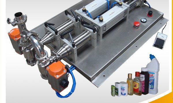 Precios de productos de China Máquina de llenado de líquidos para botellas pequeñas Proveedor