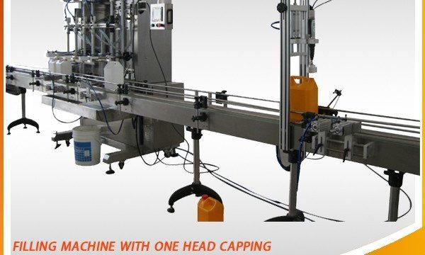 Tipo de equipo de llenado Máquina de llenado de líquido oral con precio bajo