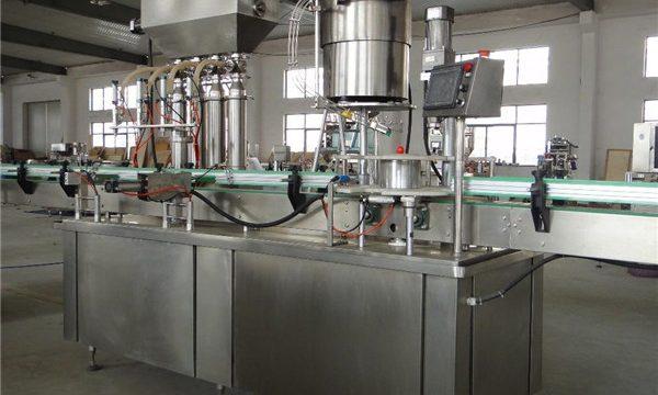 Máquina de llenado de aceite de coco de alta tecnología de fabricante competitivo