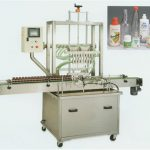 Máquina de llenado de líquidos de alta calidad tipo gravedad de China