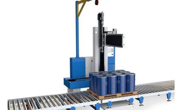 Fabricante de la máquina de llenado de aceite de bicicleta de motor de tambor de acero 200L