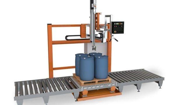 Máquina de llenado de líquido de tambor 200L