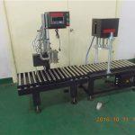 Máquina de llenado de tambor para aceite lubricante / tambor 200L