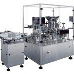 Máquina de llenado de inyección de polvo seco