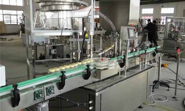 Máquina de llenado de miel de flores Lungan