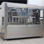 Máquina de llenado de aceite completamente automática de alta velocidad
