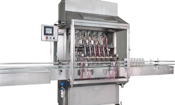 Máquina de llenado automático de mermelada de arándanos del fabricante profesional