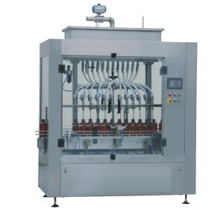 Máquina automática de llenado de pesticidas de alta velocidad