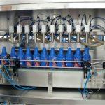 Máquina automática de llenado y tapado de aceite de oliva