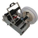 Máquina de etiquetado semiautomático de botellas de fábrica