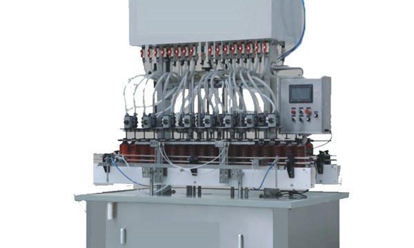 Buena calidad automática máquina de llenado de salsa caliente Venta caliente