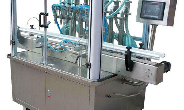Máquina automática de llenado de líquido con champú al vacío