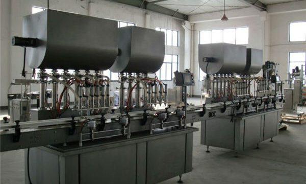 Máquina de llenado de champú 5L