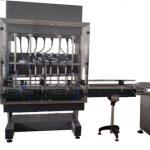 Máquina de llenado de líquidos corrosivos para botellas