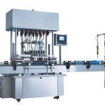 Máquina de llenado de líquidos desinfectantes Hotsale