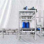 Máquina de llenado automático de tambor grande de capacidad 100-1000L de la serie ESDF personalizable