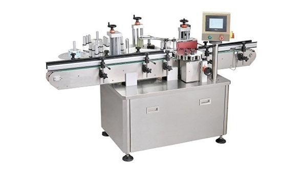 Fabricante de máquinas de etiquetado de etiquetas